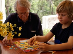 How to Involve Children in Dementia Care